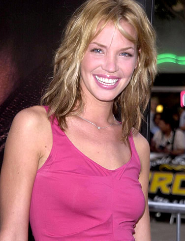 ashley scott hot