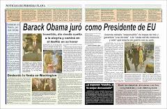 Copia Exacta del Periodico La Prensa
