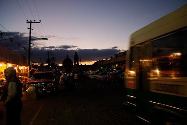 Espacio de tantos. Mercado Xochimilco