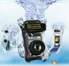 Waterproof Camera Case by DiCAPac