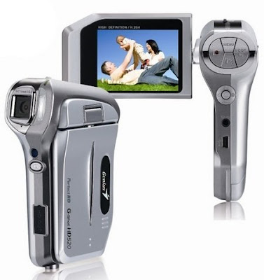 Genius G-Shot HD520 Camcorder