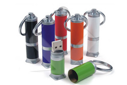 Metal USB Flash Drive TubeFlash