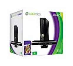 Xbox 360 KINECT Bundle Box