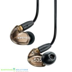 New Shure SE535 Sound Isolating™ Earphones is Best Ear Headphones of 2010
