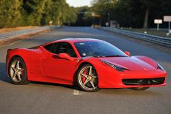 Learn to Drive Ferrari 458 Italia at Las Vegas Motor Speedway