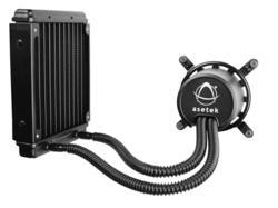 PC Liquid Cooling System Astek 550LC