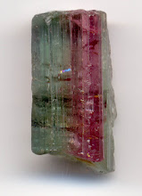 Maine State Gemstone:  Tourmaline