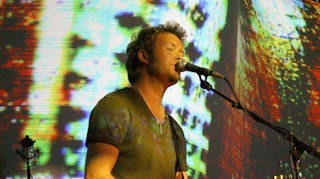 Mags durante show solo na Noruega. Foto: Ingrid Jørgensen/Radio Ung