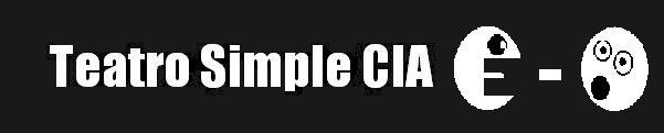 Teatro Simple CIA