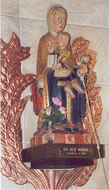 VIRGEN DE VALVANERA PATRONA DE LA RIOJA.