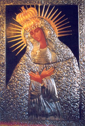 LA MADRE DE LA DIVINA MISERICORDIA
