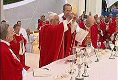 DISCURSO DE BENEDICTO XVI EN LOURDES