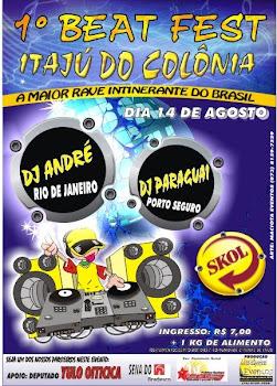 1º Bit fest de Itajú do Colônia