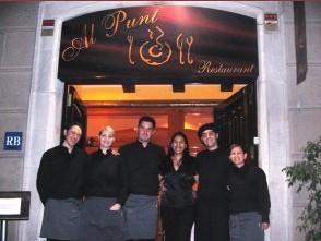 Salimos un rato te apuntas blog de ocio de javier y - Restaurante al punt barcelona ...