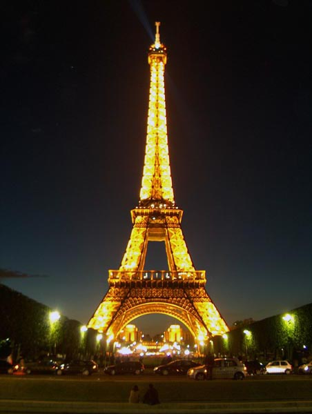 Mandytan the most famous places in france - Image de tour eiffel ...