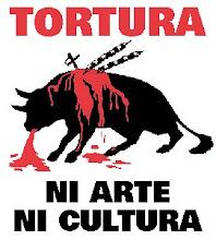 ¡NO A LA TORTURA DE LOS ANIMALES POR DIVERSIÓN!