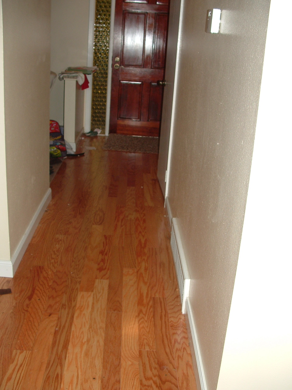 Bronx To Boulder Why Do I Obsess Over My Wood Floors