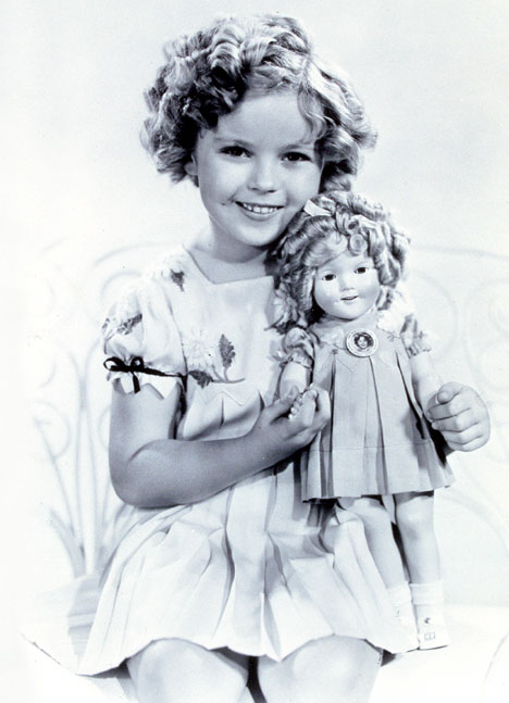 Shirley Temple Mom