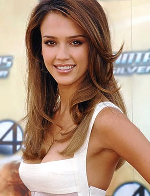 Jessica Alba Romance Hairstyles Pictures, Long Hairstyle 2013, Hairstyle 2013, New Long Hairstyle 2013, Celebrity Long Romance Hairstyles 2019