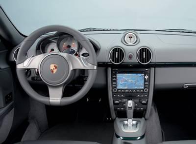 2009 Porsche Cayman S Interior