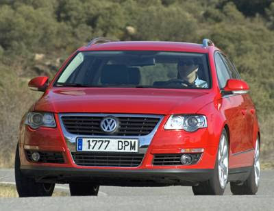 2006 Volkswagen Passat Variant 3.2 V6 Fsi 4motion. 2006 Volkswagen Passat Variant