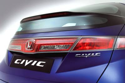 New Honda Civic 5D | Luxury