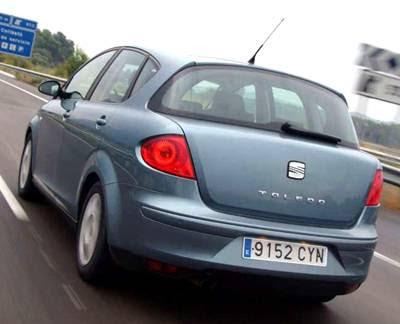 rank seat car pictures 2005 seat toledo. Black Bedroom Furniture Sets. Home Design Ideas