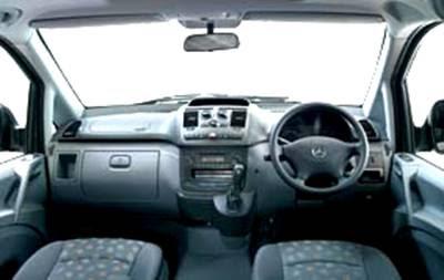 Mercedes Benz Vito - The Best Luxury Car