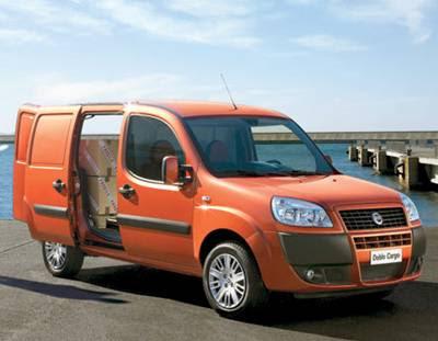 Fiat Oto Review Fiat Doblo Cargo