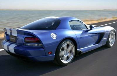 2005 Dodge Viper SRT10 Coupe