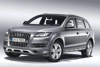 New Updated Audi Q7 | Luxury Sports Car Photos