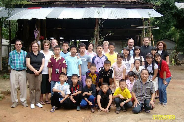 Summer Team in Thailand - 2009
