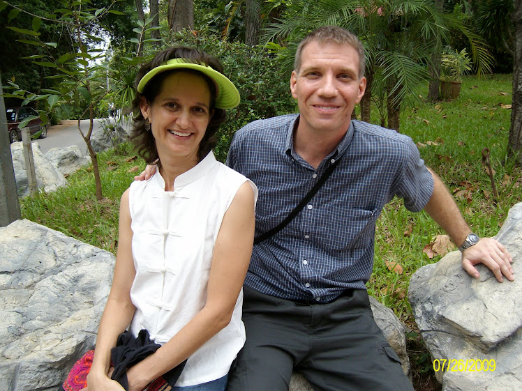 Tim & Michelle Miller - LBT Missionaries & Former LCMS World Mission missionaries
