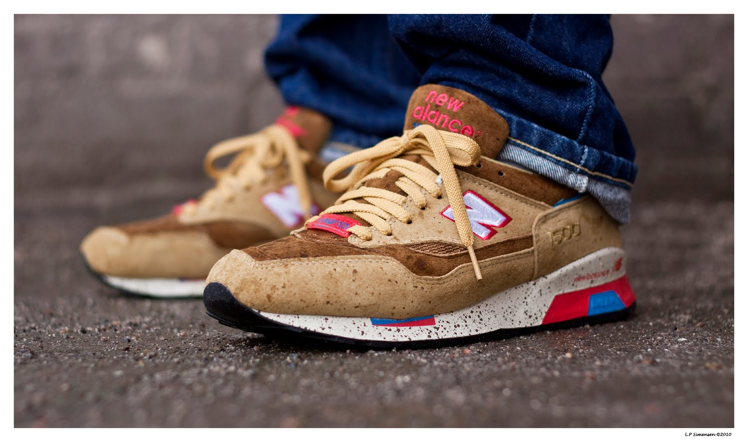 new balance 1500 x undefeated desert storm