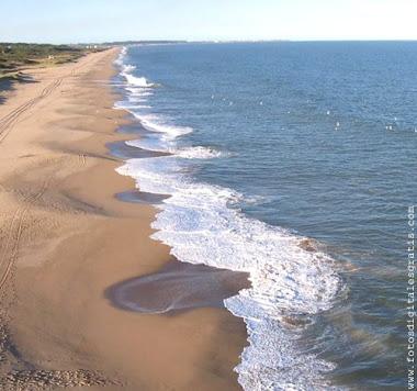 Playa Solanas Punta del Este