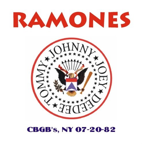 Ramones Do You Wanna Dance
