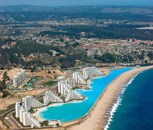 Image impression world largest and costliest swimming pool for Top ten swimming pools in the world