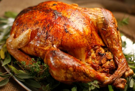 From Nana's Kitchen: Oven Roasted Turkey with Brandy Spiked Gravy