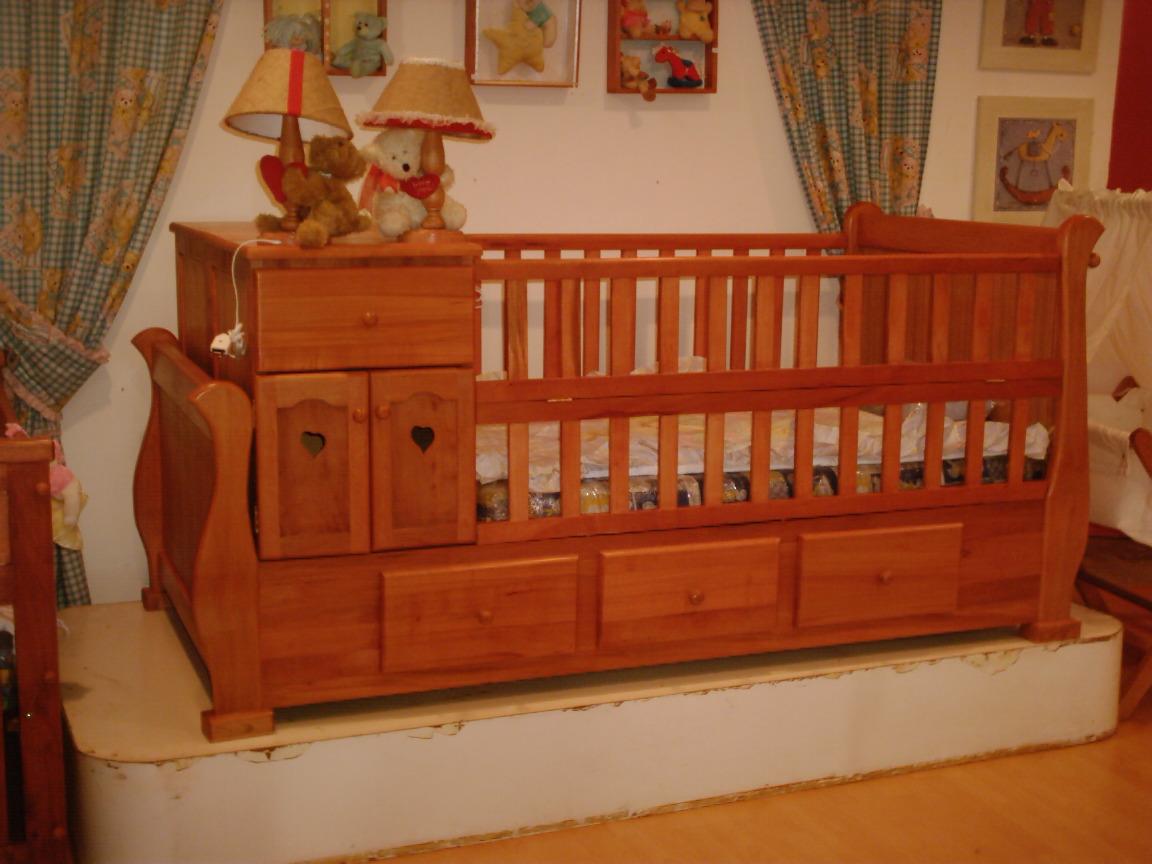 Fabricacion de muebles cuna Muebles cunas bebes
