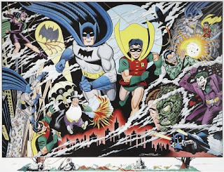 Guardians of Gotham, by Dick Sprang = Awesome.