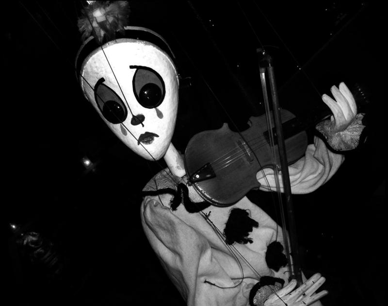 Cabaretito Literario: La Marioneta (Edmundo Valadez)