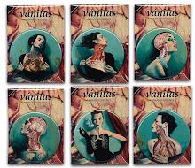 Chapas, Imanes y Espejos de la serie VANITAS