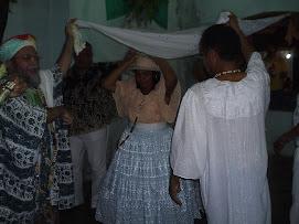 NUCLEO DO BENGUI - CELEBRAÇÃO AFRO-RELIGIOSA