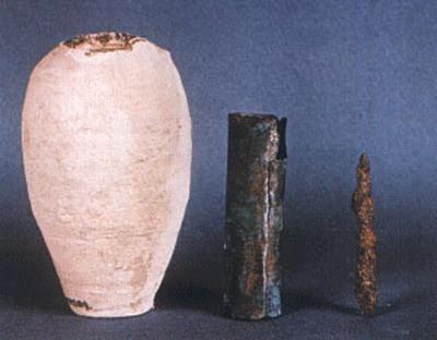 แบตเตอรี่โบราณ เก่าแก่ที่สุดในโลก ( Baghdad Battery )