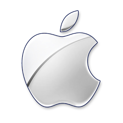 โลโก้ แอปเปิ้ล glass