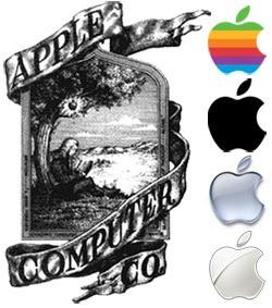 พัฒนาการ ของ โลโก้ แอปเปิ้ล