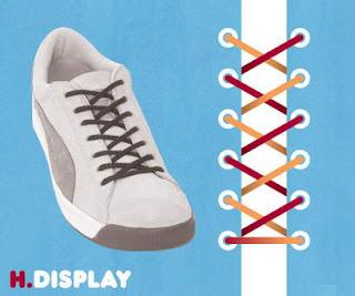 สอนผูกเชือกรองเท้า