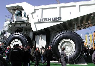 รถบรรทุกใหญ่ที่สุดในโลก