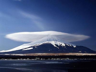 ปรากฏการณ์ เมฆจานบิน