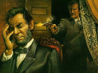 ภาพนาทีสังหาร อัลบราฮัม ลินคอล์น
